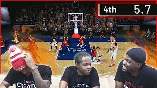Tempers Get HIGH As The Game Comes Down To Final Possesions! - NBA2K19 MyTeam Battles Ep.10