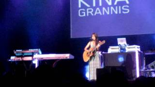 Without Me-Kina Grannis