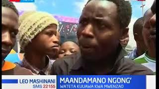 Shughuli za usafiri zasitishwa eneo la Ngong' baada ya wahudumu wa matatu kufanya maandamano