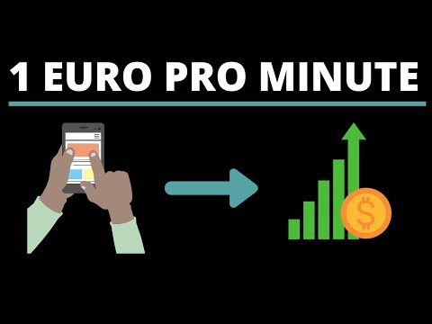 , title : '1 Euro pro Minute mit diesen 4 Apps verdienen