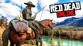 Red Dead Online | Xp, Money, Hunting, Fishing, Stranger Missions, PvP