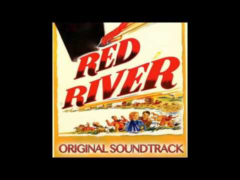 """Dimitri Tiomkin - Main Title - From """"Red River"""""""