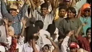 Sachin Tendulkar match winning innings Titan Cup FINAL 1996 vs South Africa