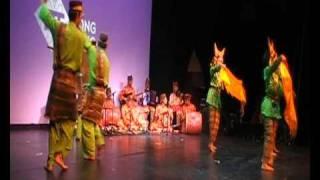 STSI Padangpanjang - Tari Sumatra Barat - Tong2 fair Den Haag 2009