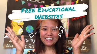 Free Educational Websites Series Part 1