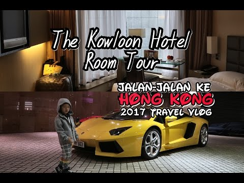 The Kowloon Hotel – Hong Kong (Room Tour – Hotel Review)