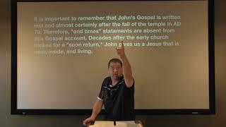 Studies in John - #47: No Man Ever Spoke Like This Man