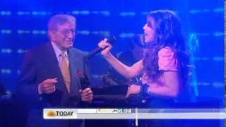 "Thalia ft. Tony Bennett   ""The Way You Look Tonight"" (Live)   ""Today Show""   23.10.2012"