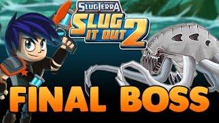 Slugterra Slug It Out 2 FINAL BOSS ! How To Beat High Plains Monster !