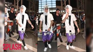 Theory: Justin Bieber Loves Getting Away With Murdering Fashion | Splash News TV