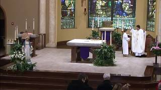 12-08-18 8am Immaculate Conception Mass