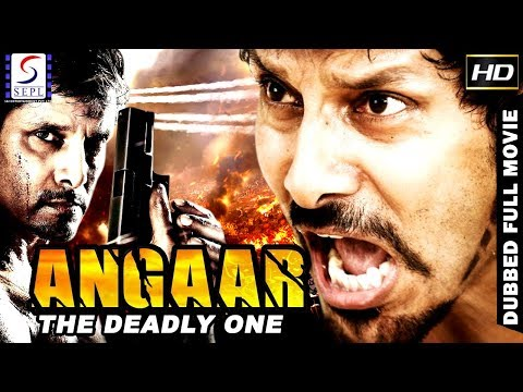 Angaar - The Deadly One l (2019) South Action Film Dubbed In Hindi Full Movie HD