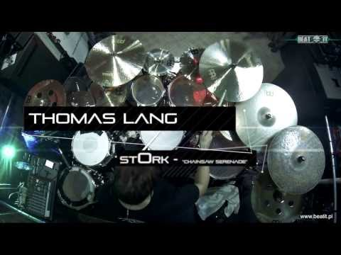 "Thomas Lang, StOrk - ""Chainsaw Serenade"""