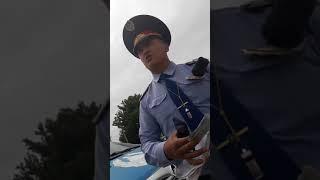 Шымкент гай Жібек жолы бойындағы полиция