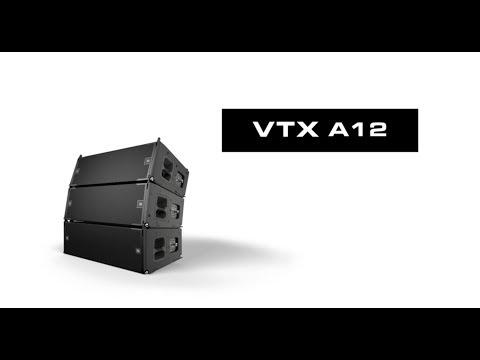 JBL Professional VTX A12 Overview