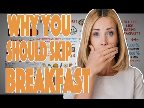 Breakfast is the WORST Meal of the Day - Benefits of Intermittent Fasting Explained