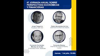 Jornada Anual Sobre Perspectivas Económicas Y Financieras