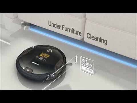 Samsung @nettoshop.ch | NaviBot CornerClean VR10F71 Roboterstaubsauger
