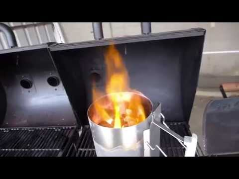 Weber Rapidfire Charcoal Chimney Starter Review
