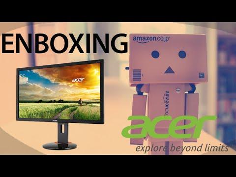 UnBoxing 42 - Acer Predator XB270HAbprz