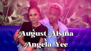 August Alsina - The Interview - August Alsina and Angela Yee