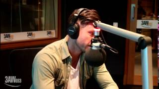 The Bachelor Sam Wood joins 3AW Afternoons