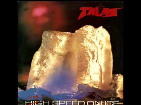 Talas-High Speed on Ice online metal music video by TALAS