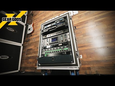 How to Build an All-in-One Rack for Your Band | GEAR GODS