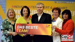 preview picture of video '27. 3. 2015 - PK der SPÖ Frauen Eisenstadt - CCM-TV.at'