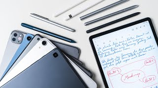 Top 9 Best Tablets With Stylus | 2020 Edition