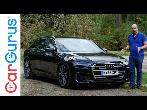 2018 Audi A6 Technology Review | CarGurus UK