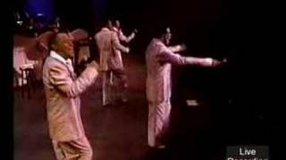 Four Tops - Medley: I'll be there / Shadows of love (live)
