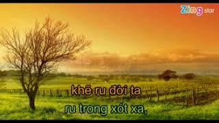 Hợp âm Ru Trong Xót Xa Thái Hùng