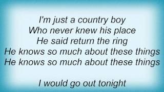 Death Cab For Cutie - This Charming Man Lyrics