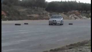 preview picture of video 'Bmw 318is Turbo playing @ alana korwpi Part 2'