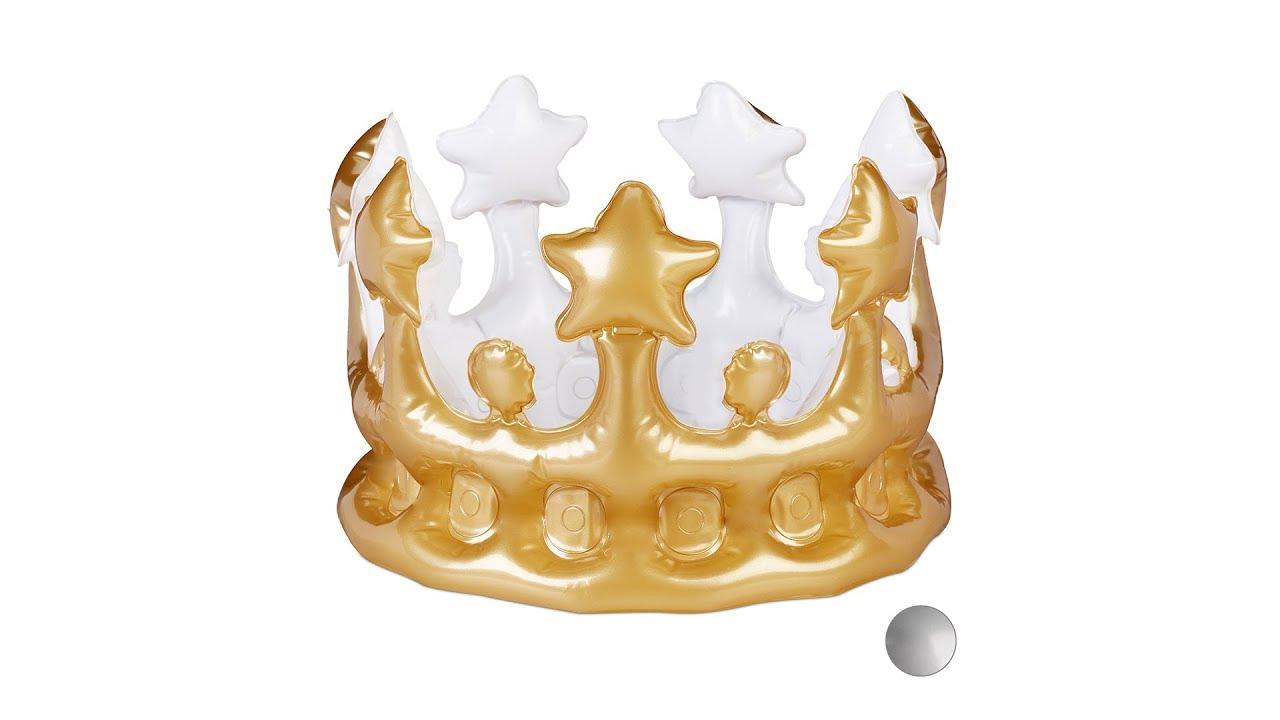 Video von: Aufblasbare Krone