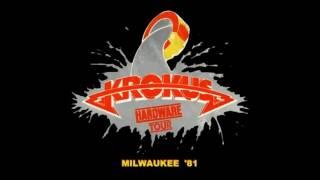 Krokus - 12 - Back seat rock 'n' roll (Milwaukee - 1981)