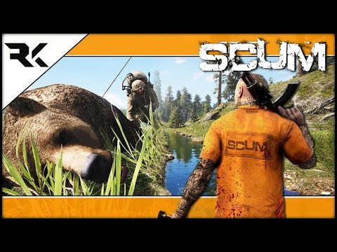 SCUM - Don't Take Life Too Seriously. You'll Never Get Out Alive..