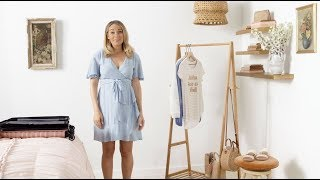 Pack For Vacation With Lauren Conrad | Kohl's
