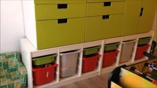 Raccoglitori Ufficio Ikea : Lufficio in camera most popular videos