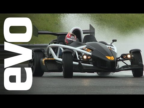Ariel Atom 3.5R Track Review