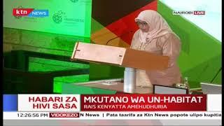 Hivi Sasa: Mkutano wa UN-HABITAT, Kauli Mbiu: Maisha bora mjini