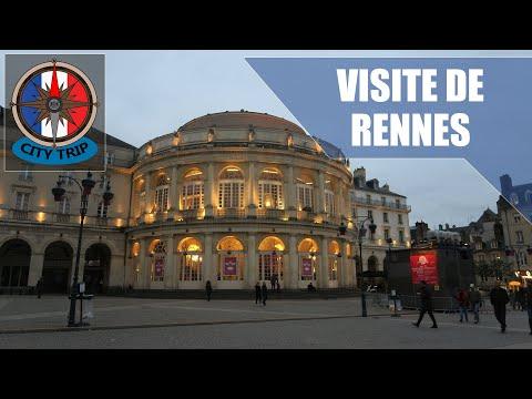 Rennes T3 Rue De Nantes