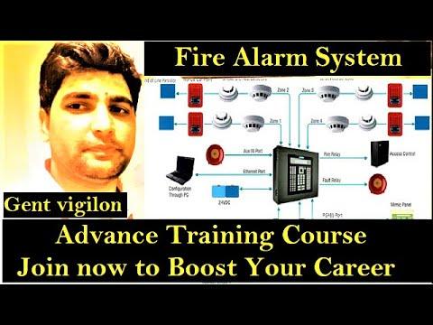 Get Certified, Learn Gent Vigilon Fire Alarm System Training Course ...