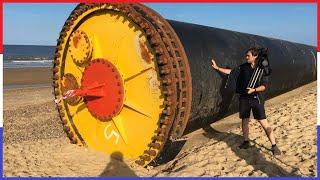 10 Vreemdste Dingen Gevonden Op Het Strand!