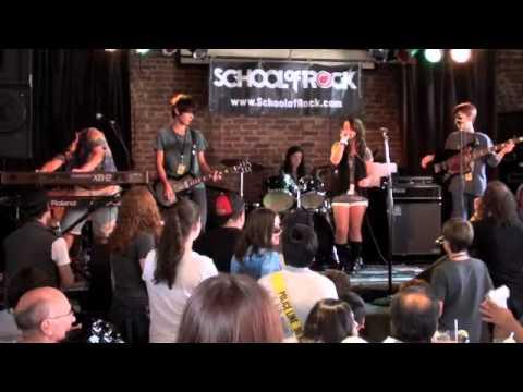 Sam's Concert Montclair School of Rock Aug 13, 2011