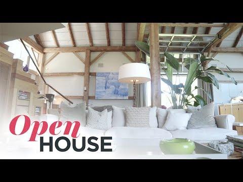 The Hamptons Home of Fashion Designer Elie Tahari