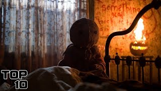 Top 10 SCARIEST Trick-Or-Treat Stories - Part 2