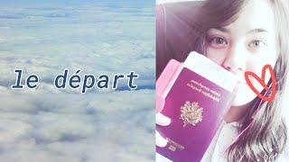 JE PARS AU JAPON! (日本へ出発) / TOKIMEKI