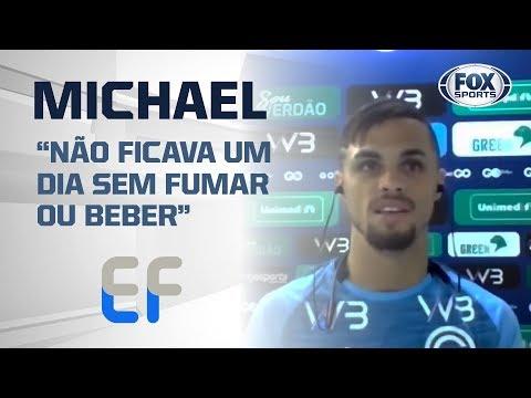 Prestes a ser anunciado pelo Flamengo, Michael emocionou o Brasil com sua história.Relembre!